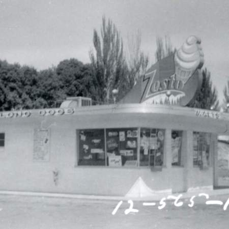 Zesto Ice Cream at 5270 South State Street in Murray, UT.